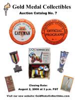 Catalog 7 Cover